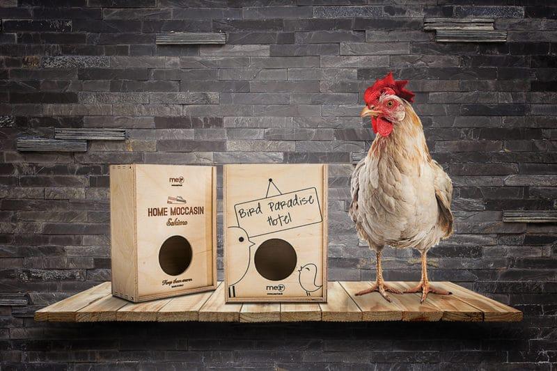 Foto advertising Me1st mocassino gallina