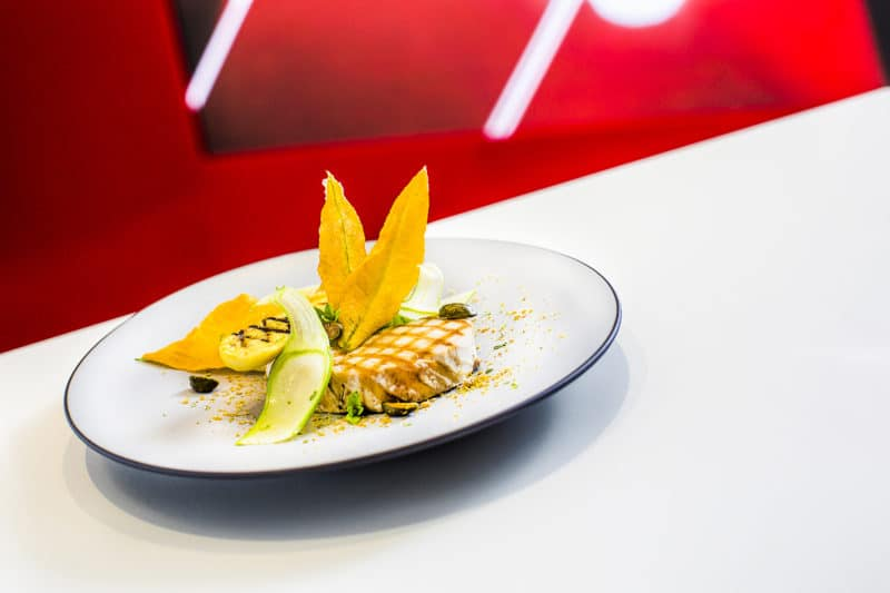 Fotografia food composizione secondo