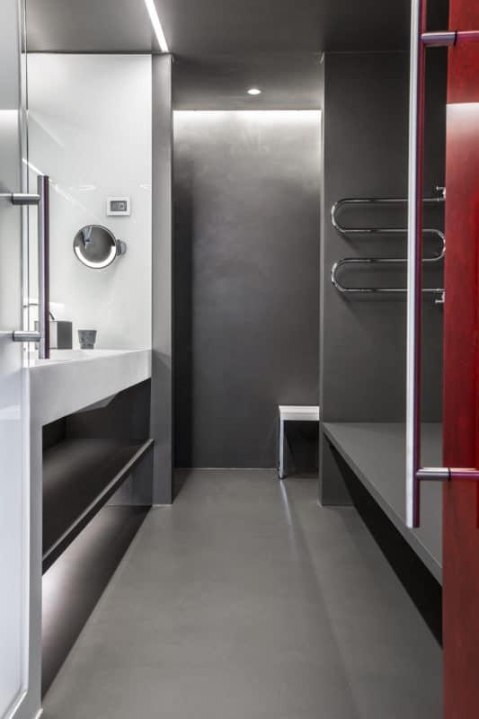 Fotografia interno Hotel Dulac sauna
