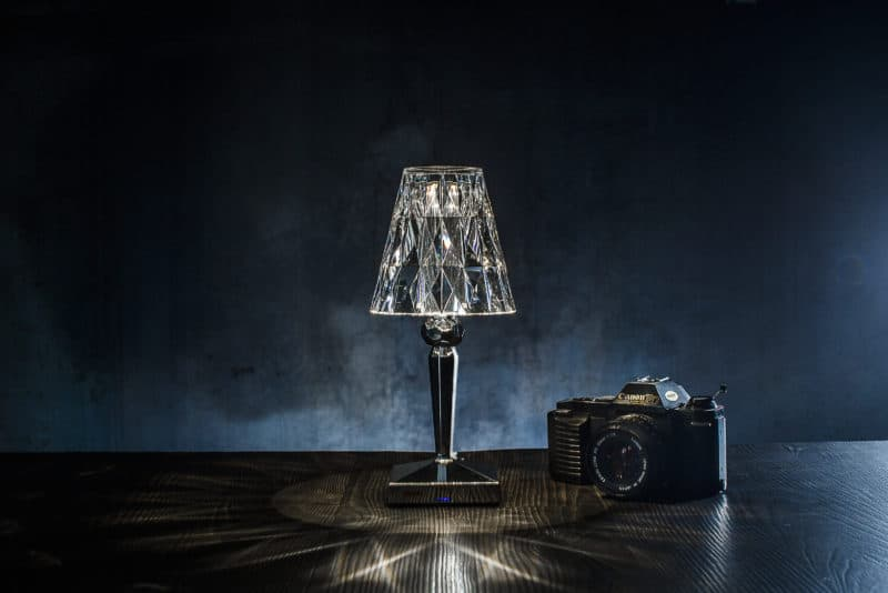 Fotografia lampada da tavolo Kartell