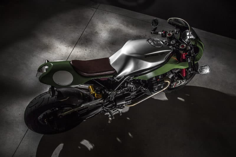 Still life restyling Moto Guzzi